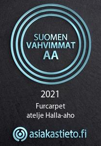 Suomen vahvimmat AA - Fur Carpet Ateljé
